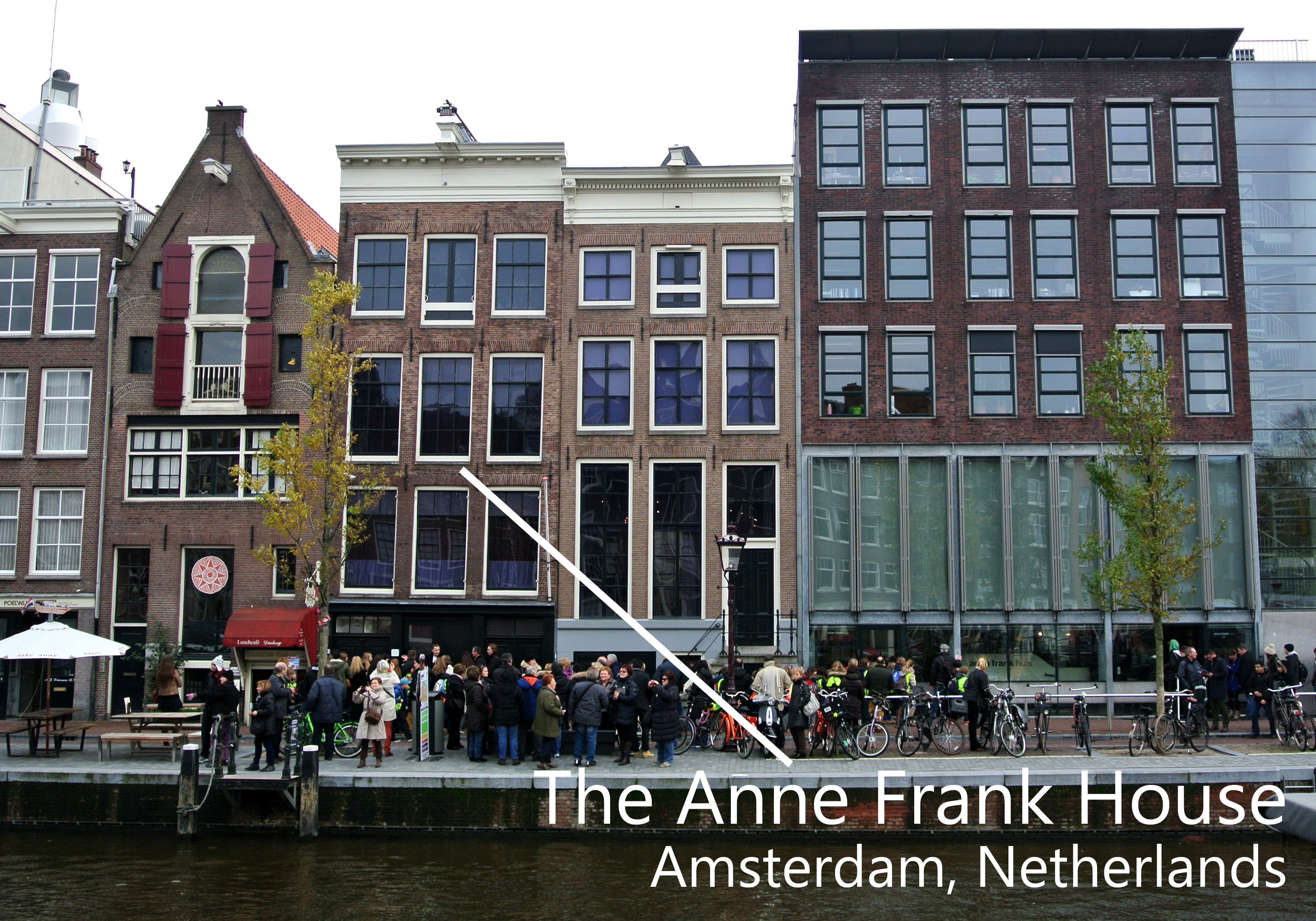 20 things to do in AmsterdamAnne Frank House Amsterdam